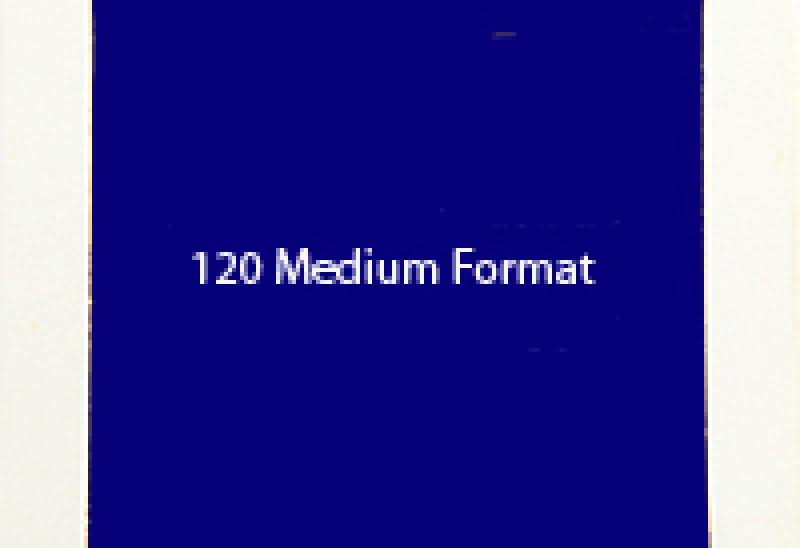 Medium Format Slides